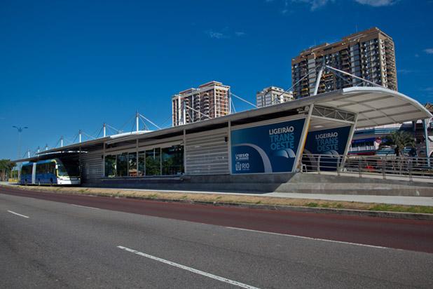 BRT Transoeste muda o conceito de transporte público na cidade